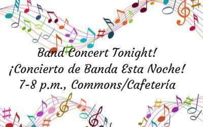 Band Concert/Concierto de Banda Featured Photo
