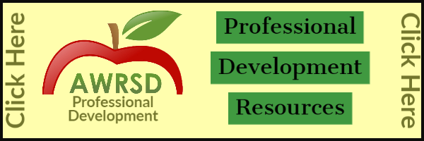 Professional Development Resources Link