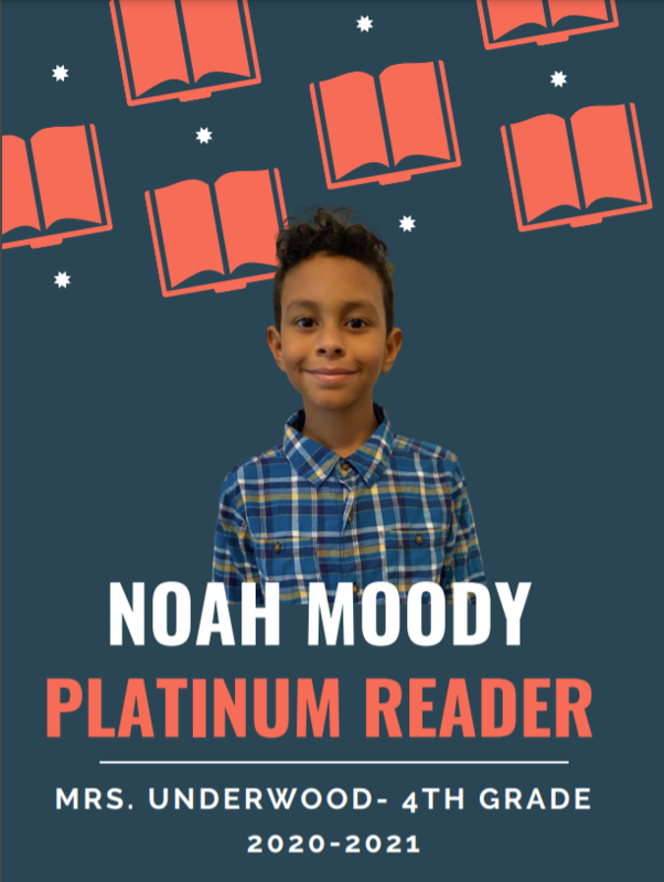 Noah Moody- Platinum Reader Featured Photo