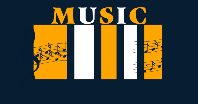 music graphic