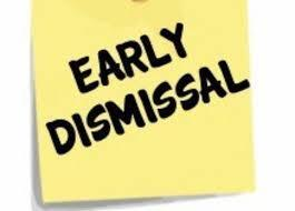 Early Dismissal Monday January 27th 1:30 Featured Photo
