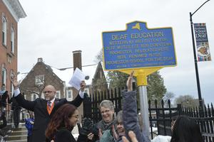 RSD Historical Marker Unveiled