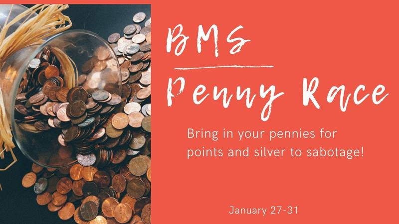 BMS Penny Race Featured Photo