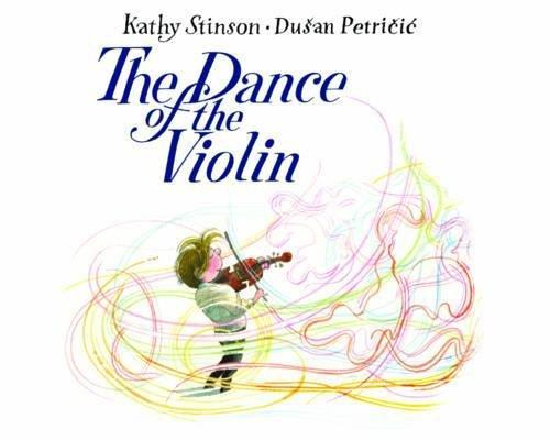 Image of Dance of the Violin cover