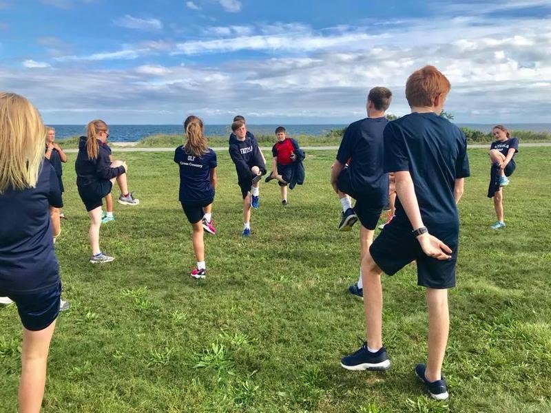 Cross Country Warm Up Best School
