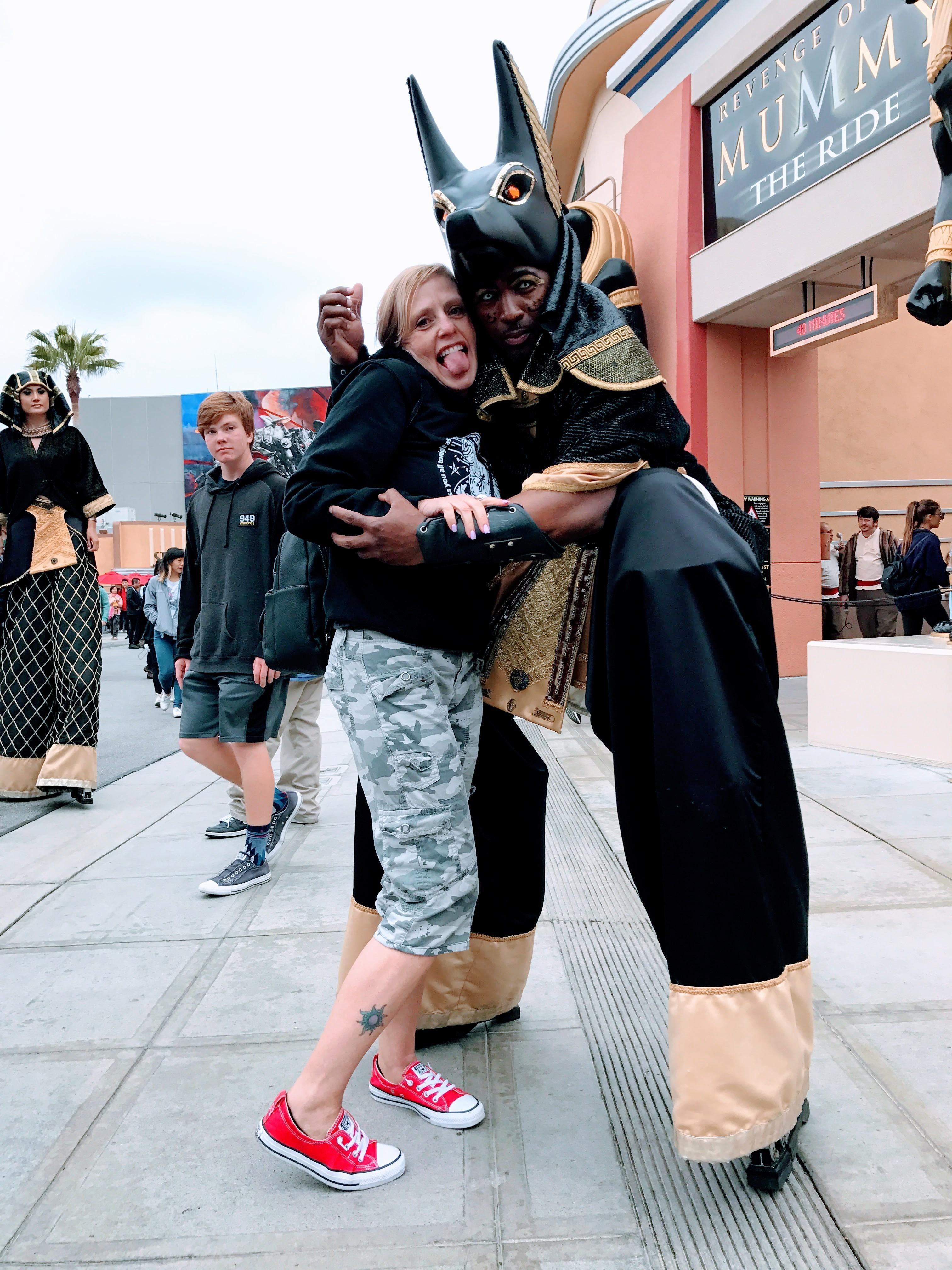 BADA Universal Studios Trip
