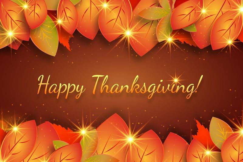 No School November 21st - 23rd Thumbnail Image