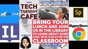 Tech Tuesday Cafe 2 Logo