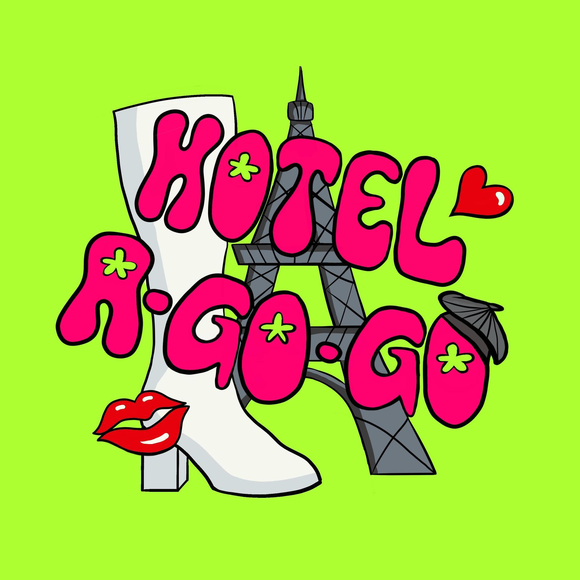 Hotel A-Go-Go Logo