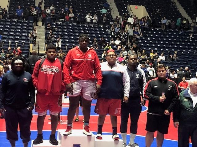 Dunkle 6th Place at State 2019