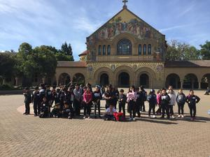 Students at Stanford University