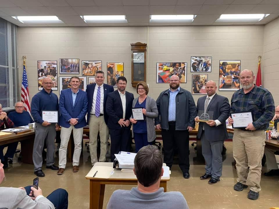 Tennessee Pathway Awards CTE RCS