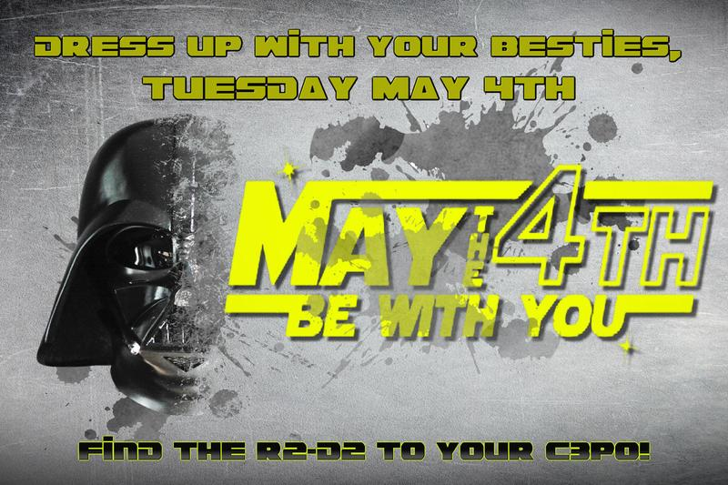 May the 4th be with you Featured Photo