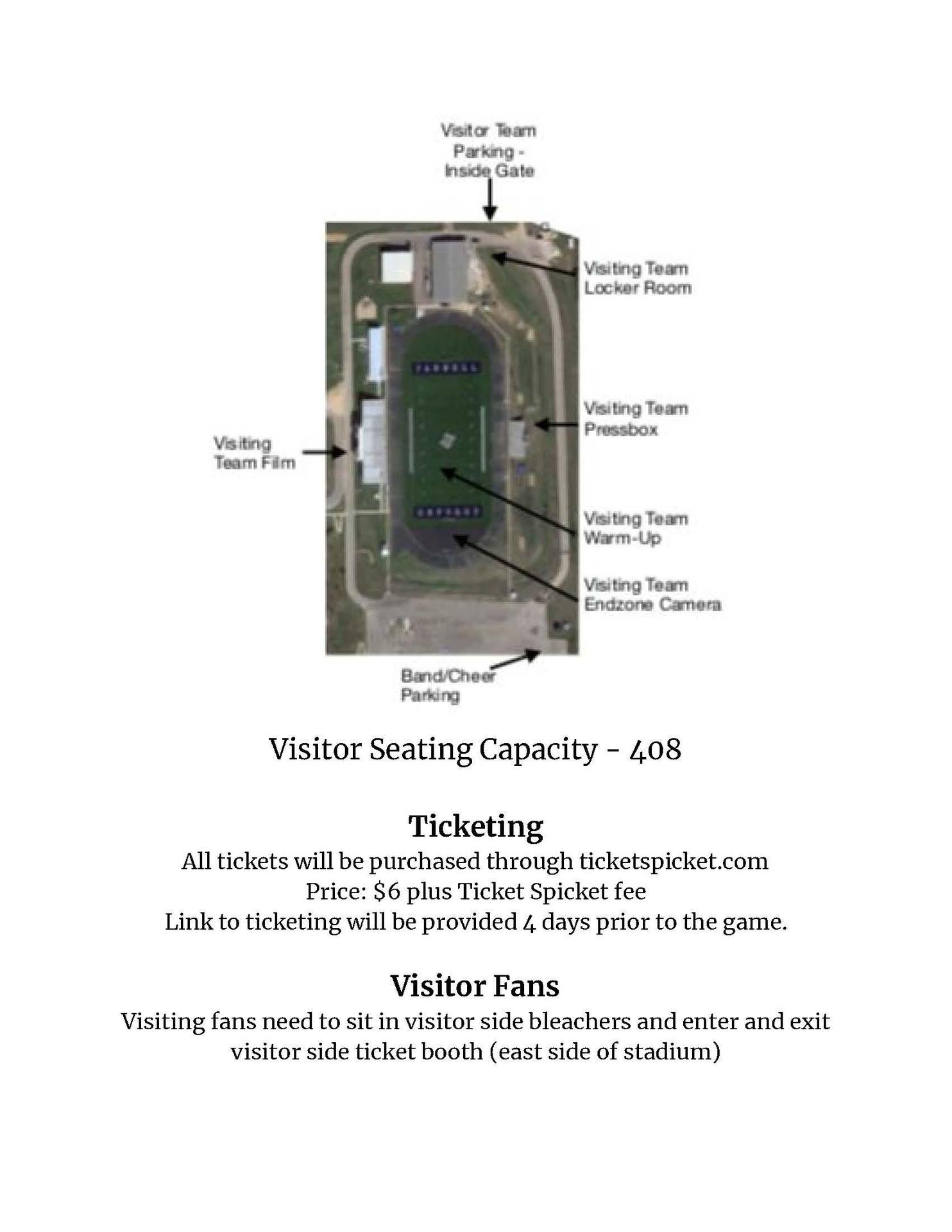 Jarrell Visitor Packet Page 2