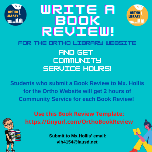 Write a Book Review