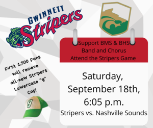 Stripers Game