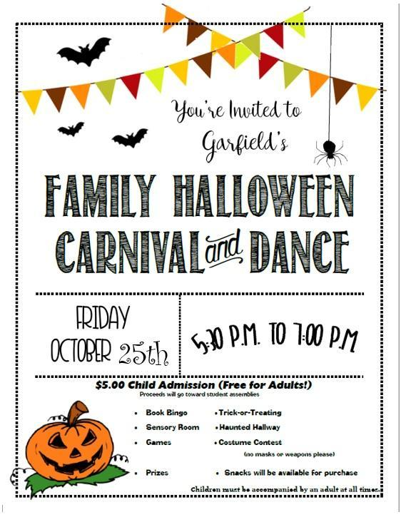 Family Halloween Carnival and Dance Featured Photo
