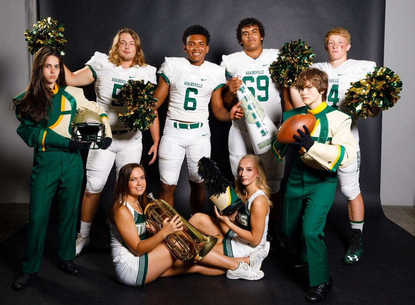 Sports and Band picture