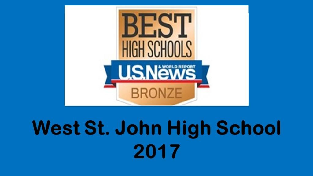 WSJH US News Bronze