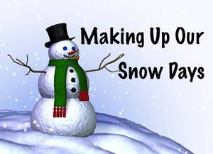 Snow Makeup Days Image