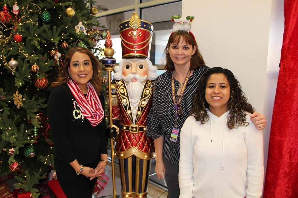 2018 Employee Christmas Social