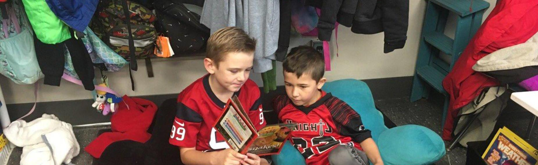 4th grade boys reading
