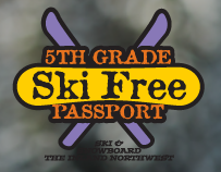 5th grade ski for free logo