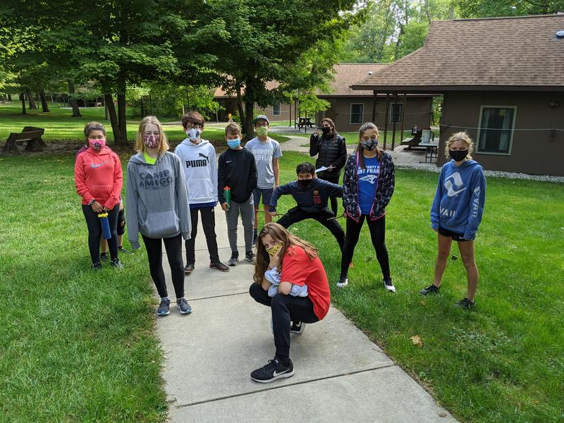 Annual Wilderness Experience for MS Students Featured Photo
