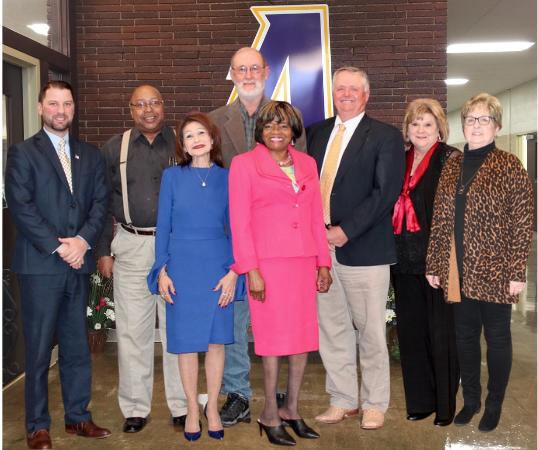 2021 School Board Members