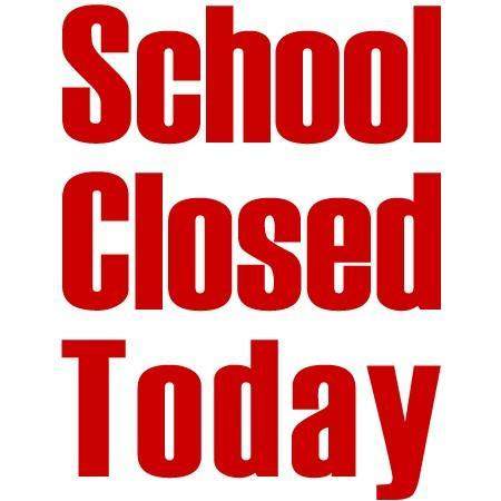 School is Closed Today, May 28, 2019 Featured Photo