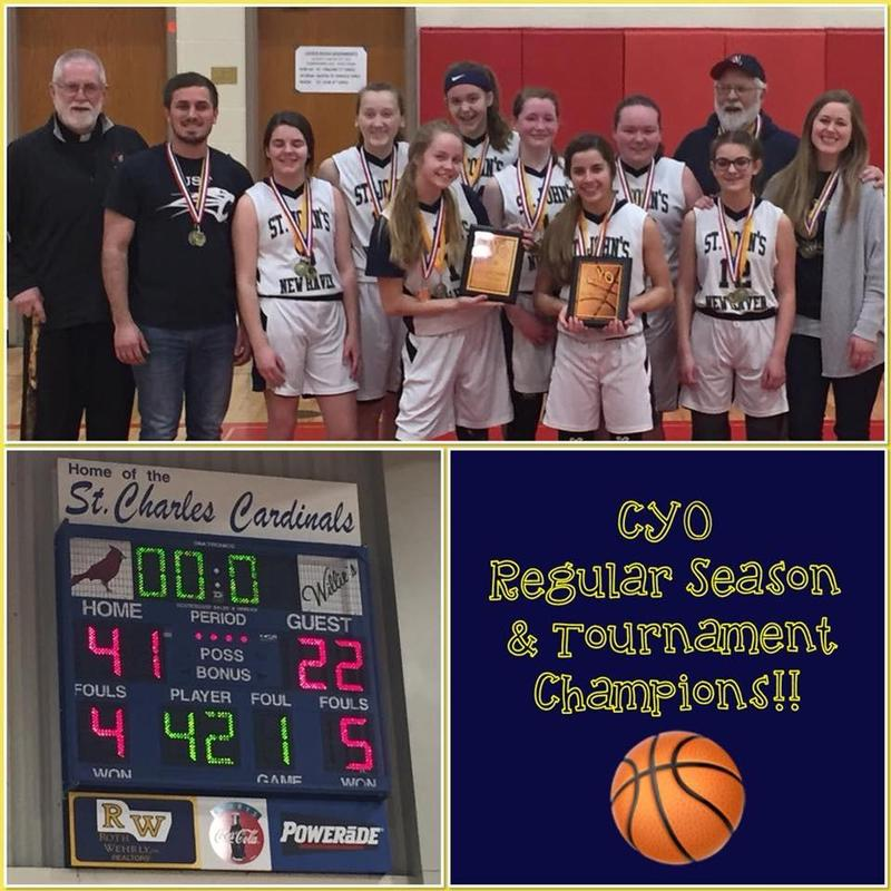 CYO CHAMPS! Featured Photo