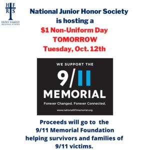 $1 non uniform day 911.png