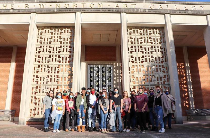 Panola College students visit Longview, Shreveport art museums Featured Photo