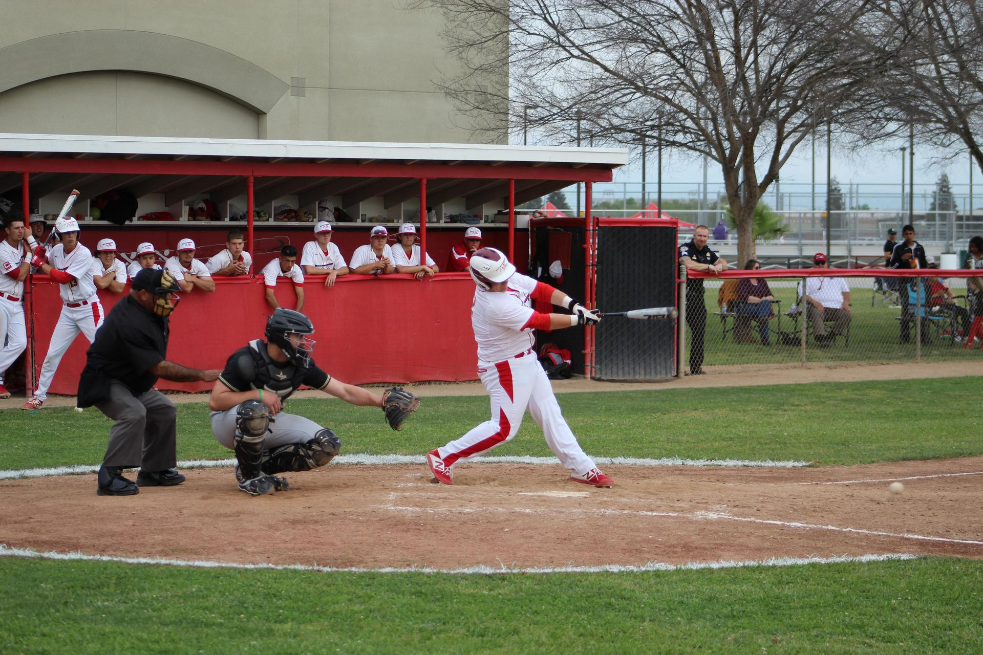 Varsity Boys Baseball vs Liberty
