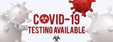 COVID-19 Testing/Prueba de COVID-19 Featured Photo
