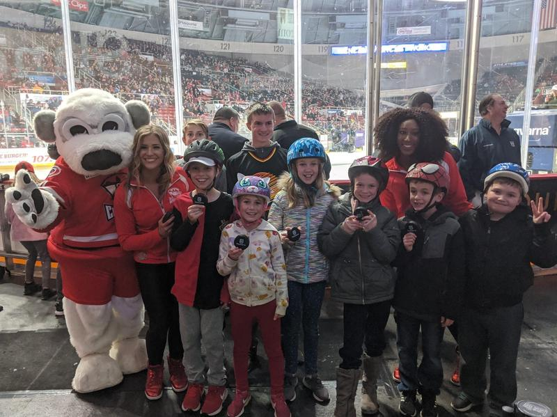 Bradford Prep at the Checkers Game 2.8.2020 Featured Photo