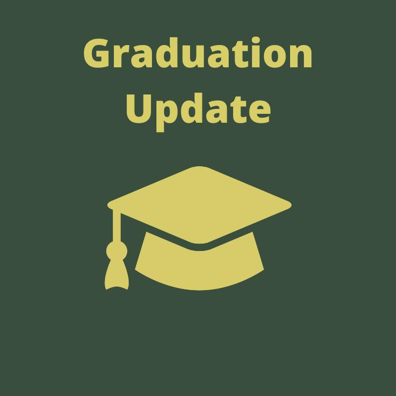 Graduation Update Thumbnail Image