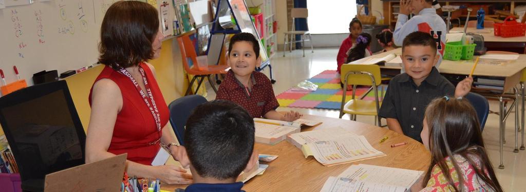 Wesley 1st grade