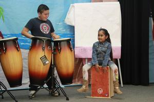 Van Wig Drum Class
