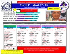 Los Angeles High School - Calendar - 3.1.21 - ODD - English.PNG