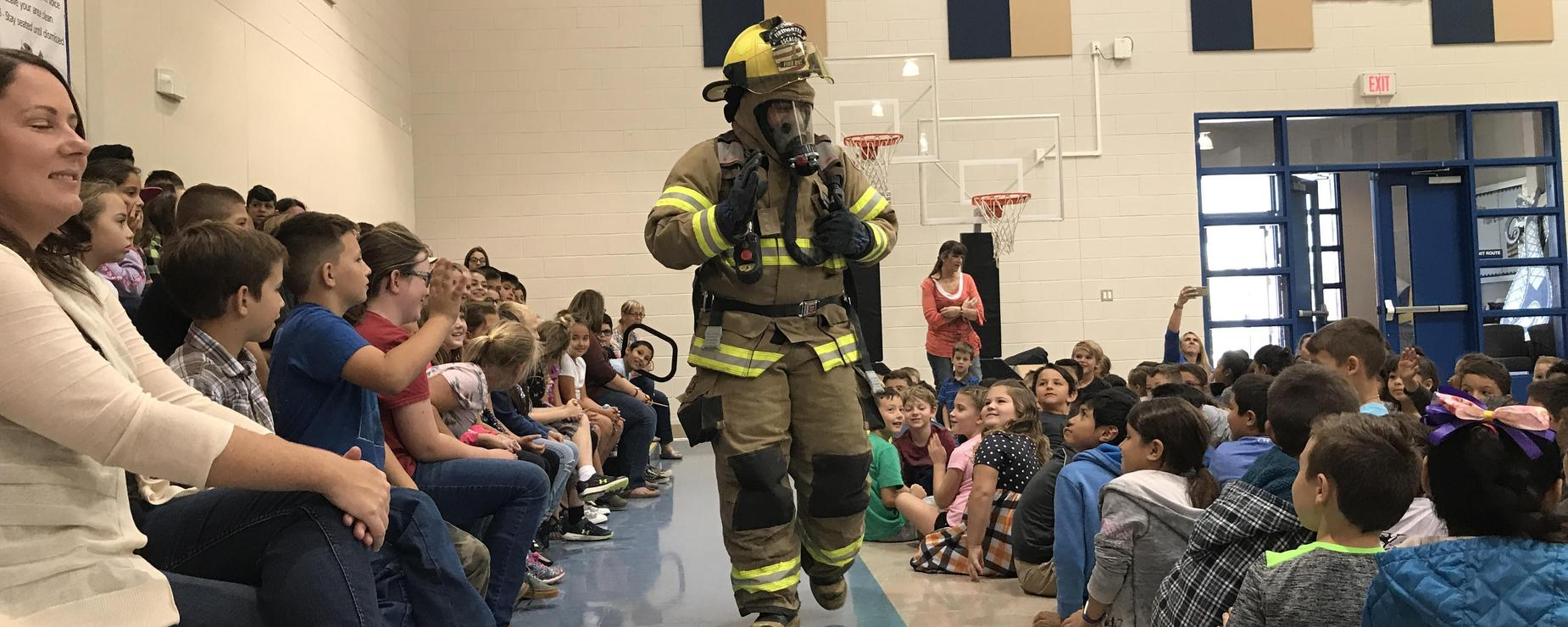 Fire Safety assembly