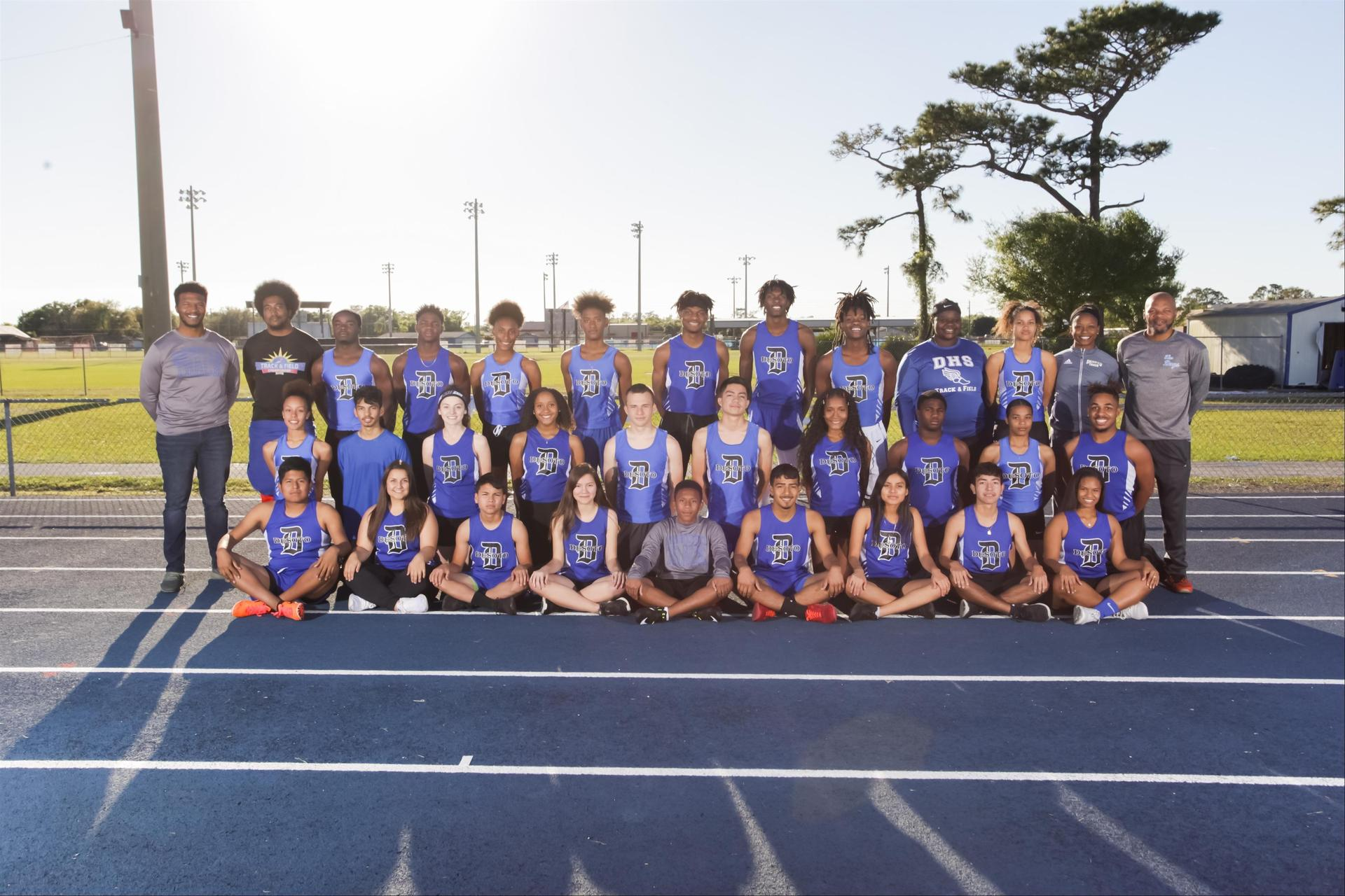 DHS Track Team