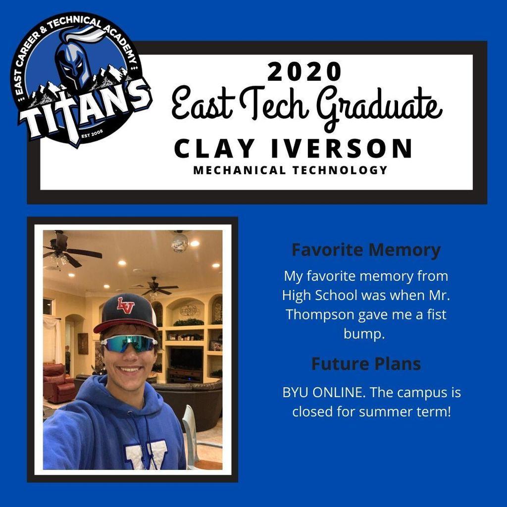 Clay Iverson Spotlight