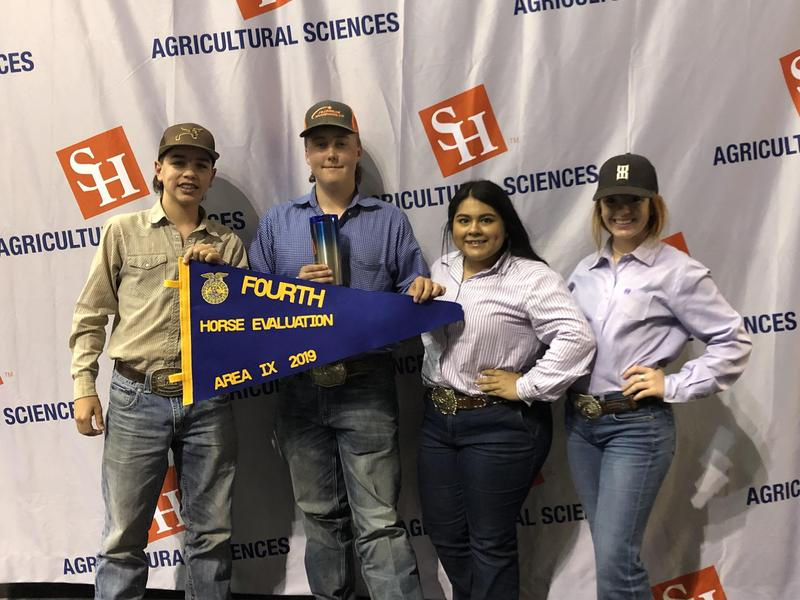 Coldspring FFA Members are headed to state competition Thumbnail Image