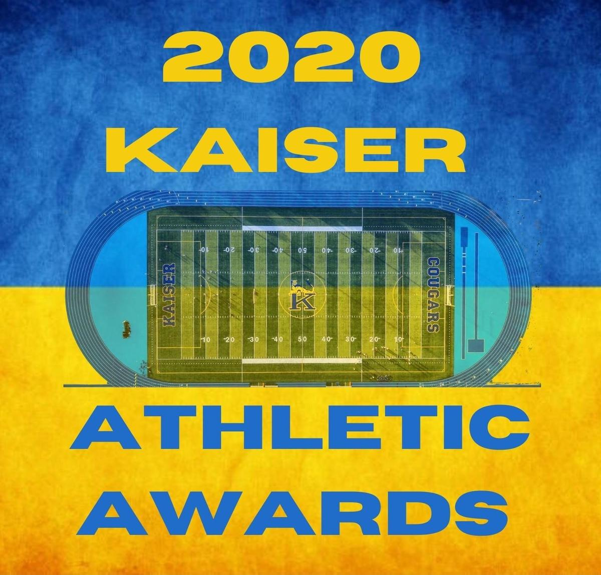 2020 Athletic Awards image