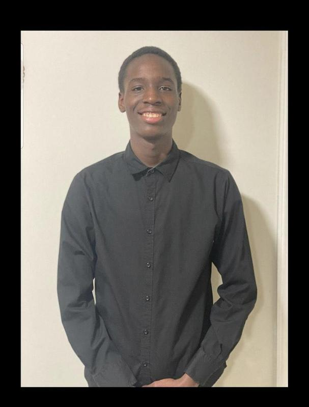 Ousseynou Dia - 2019-2020 Ferris High School World Language Student of the Year
