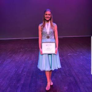 CHS student wins East Lauderdale DYW title