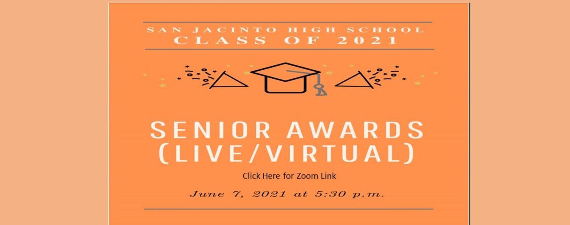 Senior Awards
