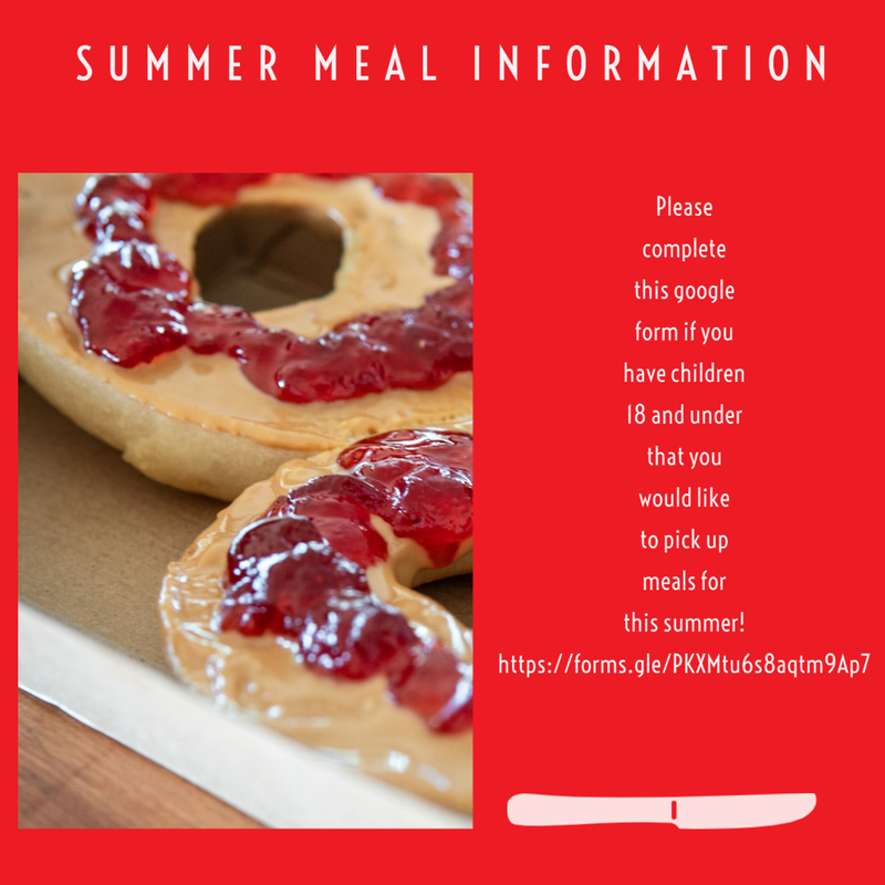 Summer Meals for ALL