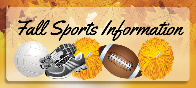 Fall Sports Moved to December Featured Photo